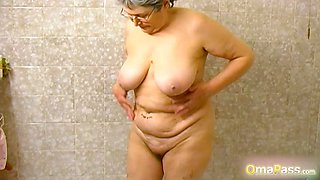Compilation of grannies and horny mature ladies in crazy hot action