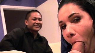 American Asian Housewife Anal