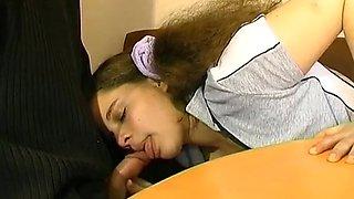 Pamela baisee par son ordure de prof
