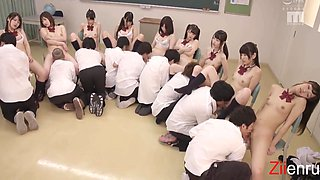 Sexy Schoolgirls Deserve A Huge Load Of Sperm