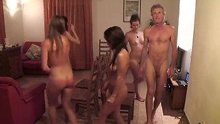 Nudist lifestyle