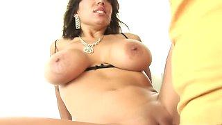 Incredible pornstar Sienna West in best mature, big tits sex video