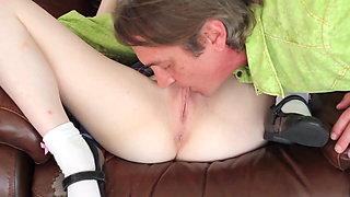 daddy's naughty schoolgirl daughter