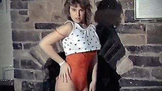 MISS YOU - vintage English striptease dance
