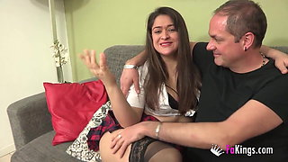 Two swingers want to have their own porn movie
