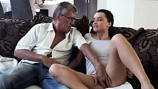 Old lady fucked hard first time What would you prefer - comp