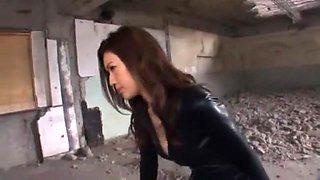 Crazy Japanese model Sawa Nakazato in Fabulous Fetish JAV clip