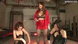 Asian femdom bitch femdom bondage