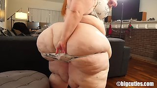 Ssbbw Sadie leggings