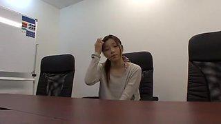 Amazing Japanese whore Mana Haruka in Horny Ass, Casting JAV clip