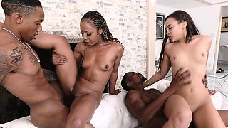 FamilyStrokes- Family Reunion Turns Into Fuckfest