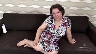 hairy granny romana 2
