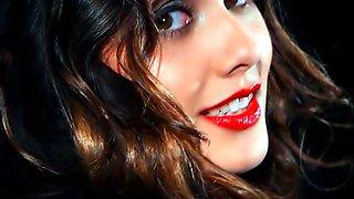 Anna Capri in Red Hot