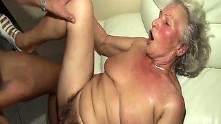 big boob ugly old mom rough fucked