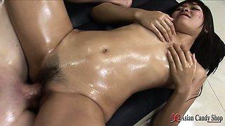 Asian Girls Oiled & Spoiled