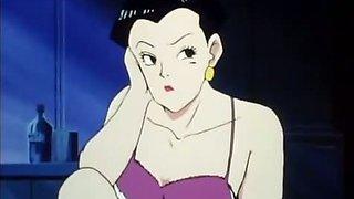 Pretty anime woman has hardcore sex