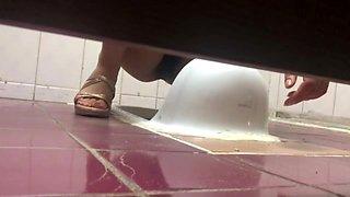 korean hidden cam toilet