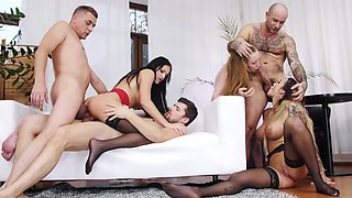 Excellent Xxx Video Milf Try To Watch For Will Enslaves Your Mind With Lady Dee And Daisy Lee