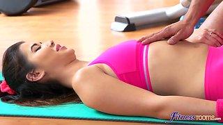 Lady Dee - Gym Teacher S Student In Yog