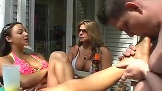 Mom And not her daughter Humiliate Him