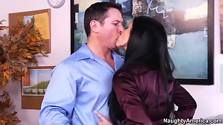 Rebecca Linares Naughty Office