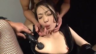Incredible Japanese slut in Best Doggy Style, Fetish JAV scene