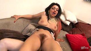 Horny reality, Anal porn movie