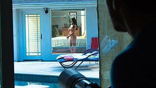 Ava Addams & Johnny Castle in My Dad Shot Girlfriend