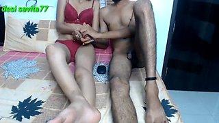 Village couple honey sex