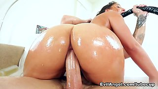 Abella Danger & Criss Strokes in Anal Angels Video
