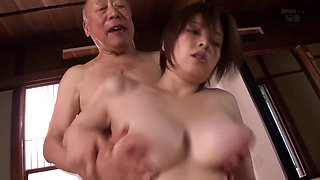 busty nursing home carer
