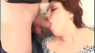 Russian mature gets fisting fuck perversion