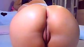 Hot big round ass POV doggy tight fat cameltoe pussy lips