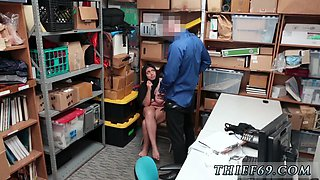 Office secretary anal Suspect was dressed suspiciously and seen going into the